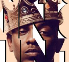 Kendrick King Kunta Sticker