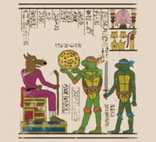egyptian turtles by thesect