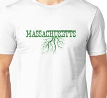 Massachusetts Roots Unisex T-Shirt
