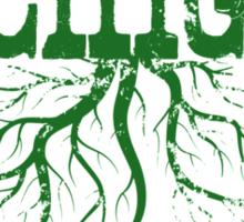 Michigan Roots Sticker
