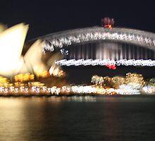Sydney - Shaken, Not Stirred by Kim Langmaid