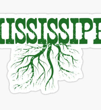 Mississippi Roots Sticker