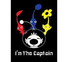 I'm The Captain Photographic Print