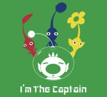I'm The Captain T-Shirt