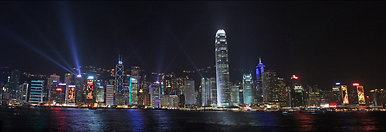 Hong Kong by Keegan Wong