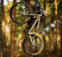 I've got a Bike (you can ride it if you like) by Glasseye