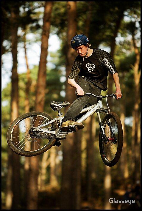 I've got a Bike (you can ride it if you like) Pt.2 by Glasseye