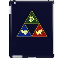 Hoenn's Legendary Triforce iPad Case/Skin