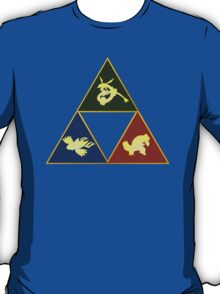 Hoenn's Legendary Triforce T-Shirt