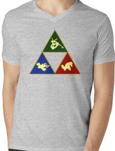 Hoenn's Legendary Triforce Mens V-Neck T-Shirt