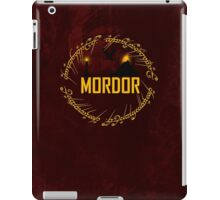 Mordor iPad Case/Skin