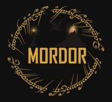 Mordor Kids Tee
