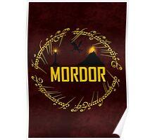 Mordor Poster