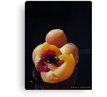 Bitter Fruit Canvas Print