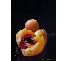 Bitter Fruit Photographic Print
