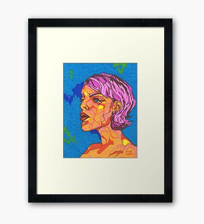Dali Shine Framed Print