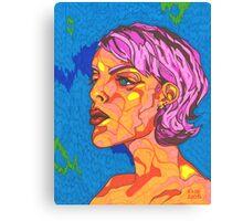 Dali Shine Canvas Print