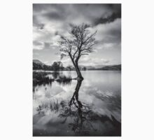 Tree Reflection at Ullswater, Lake District Kids Clothes
