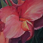 Carolyn's Canna by Carolyn Bishop