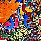 Three Birds by Summer Hues