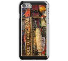 Cooked Crab At Gino's iPhone Case/Skin