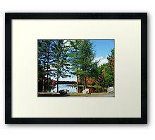 Higley Flow State Park Framed Print
