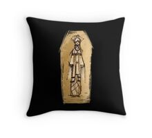 Russian Ballet 01 Throw Pillow