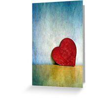 Heartfull Greeting Card