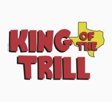 King of the Trill by elisadenisse