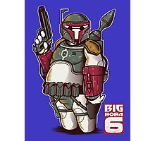 BIG BOBA 6 Photographic Print