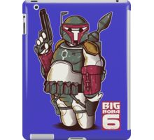BIG BOBA 6 iPad Case/Skin