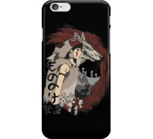 Keepers of the forest iPhone Case/Skin
