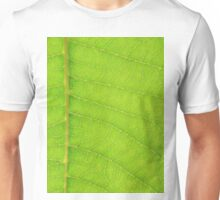 Go Green, Save the Earth - Mother Nature' Veins Unisex T-Shirt
