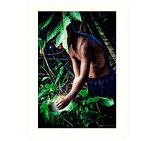 I do believe in fairies Art Print