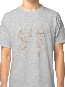 Sleeping position: Cliffhanger Classic T-Shirt