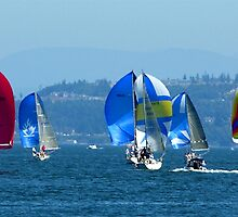 Regatta 62 by Rick Lawler