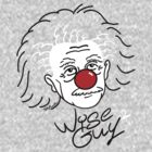 Wise Guy T-Shirt by TsipiLevin