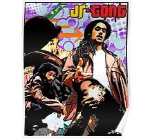 "Damian ""jr. gong"" Marley Poster"
