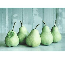 Just Pears Photographic Print