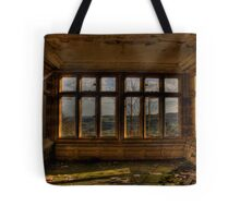 A Room With A View..... Tote Bag