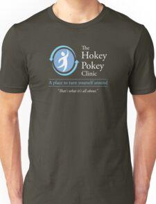 The Hokey Pokey Clinic Unisex T-Shirt