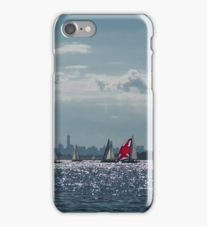 Summer Sailing iPhone Case/Skin