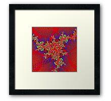 Visual Psychedelia Series 07 Framed Print