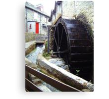 Aberfeldy Watermill Canvas Print
