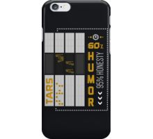 Tars ( Interstellar ) iPhone Case/Skin