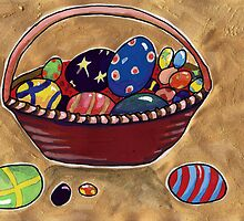 Easter Eggs by John Douglas