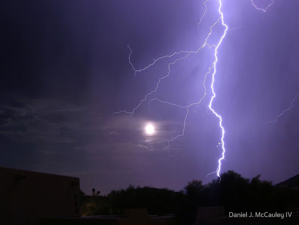 Lunar Strike by Daniel J. McCauley IV