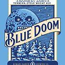 Blue Doom by moysche