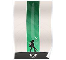 Hyrulian Knight Poster