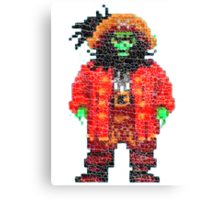 Monkey Island Lechuck T-shirt Canvas Print